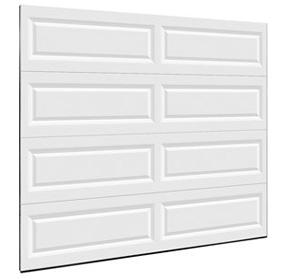 Steel Vinyl Back Insulated Garage Door - Clopay Value Plus Series